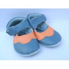 Baby Paws Cindy Blauw Oranje