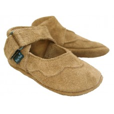 Baby Paws Cindy Tan Suede