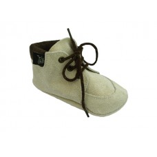 Baby Paws Hiker Zand Suede