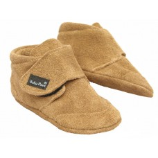 Baby Paws Rap Ova Tan Suede