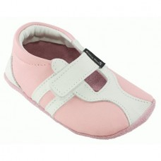 Baby Paws Sprint Roze Wit