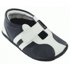 Baby Paws Sprint Navy Wit